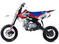 STOMP Z2-140 10 YEAR ANNIVERSARY PIT BIKE MOTO CROSS OFF ROAD MONKEY BIKE