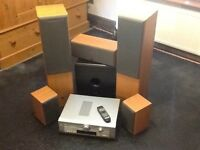 Powerful Home Theatre System