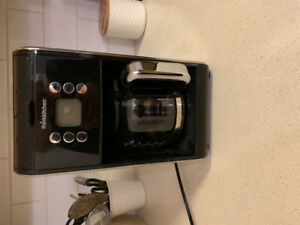 12 cup programable coffee maker from stokes