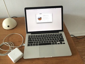 13-inch Macbook Pro w/ Retina Display