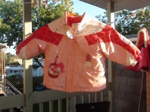 Joli costume hiver Gagou Tagou pour fillette - 12 M