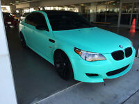 Tiffany Blue Teal Vinyl / LOWEST PRICE in GTA / Wrap your car