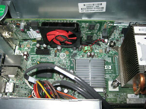 """SALE*gaming computer HD7470 1GB GDDR5 3Ghz Core2Duo 4GB 19"""" LCD"""