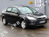 2008 FORD FOCUS 1.8 TDCi Style 5dr 0 finance offer on this car