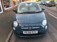 2008 FIAT 500 1.2 Pop 3dr RARE AUTOMATIC and LOW MILES