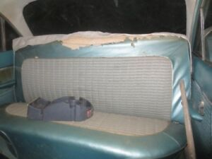 Ford Falcon Bench Seats