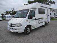 AUTOCRUISE STARGAZER, LOW PROFILE, 2 BERTH, EXCELLENT CONDITION