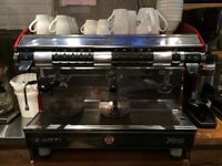For Sale: Conti Xeos Double Manual Coffee Machine