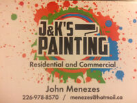 J&k's painting services