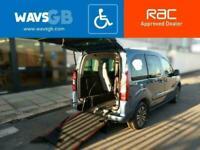 Peugeot Partner 1.6 BlueHDi Tepee | Wheelchair ramp