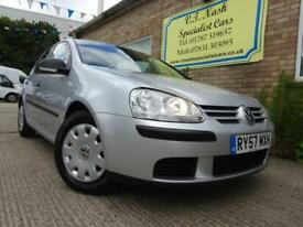 Volkswagen Golf S 80 PETROL MANUAL 2008/57