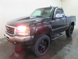 2007 GMC Sierra 1500 SLE Shortbox Regular Cab 4x4 Edmonton Edmonton Area image 4