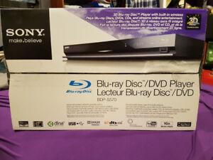 Sony Blu-ray Disc\DVD Player BDP-S570