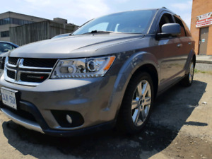 2012 dodge journey RT