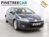 2010 CITROEN C4 1.6 HDi 16v Exclusive 5dr