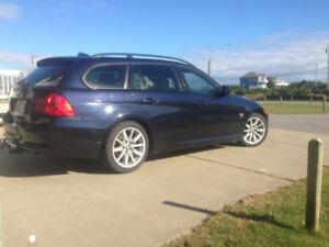 BMW 328 xi Touring 2009