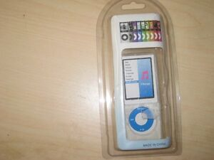 iPod Nano 5th Gen. Soft Plastic (Clear) Cover