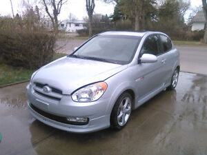 2007 Hyundai Accent RS Hatchback