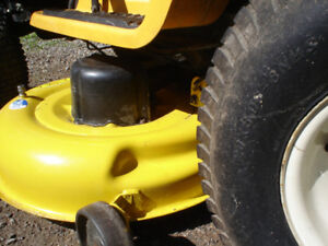 Cub Cadet riding mowers parts