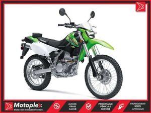 2018 Kawasaki KLX250 2 ans garantie
