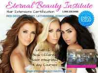 Hair Extension Certification Course
