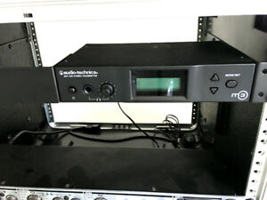 Audio Technica M3 In Ear Monitor System w/Shure dual driver buds