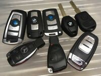 Mercedes BMW Audi and others key programming service