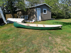 16' Cape cod canoe