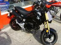 Honda MSX 125 D GROM 2014 2615 Miles 1 Previous owner
