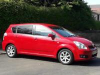 IMMACULATE 7 SEATER DIESEL Toyota Verso 2.2 D-4D SR