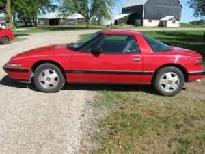 RARE 1988 BUICK REATTA IN EXCELLENT ORIGINAL CONDITION