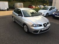 For sale seat Ibiza reference 1.2 petrol. Only 1199