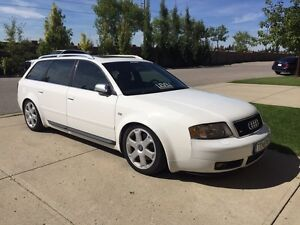 FS: RARE 2003 Audi S6 Avant (Wagon) with 6 Speed Manual