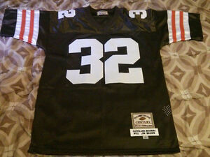 5 NFL Players of the Century Limited Edition 2004 Jerseys