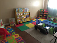 Childcare in my Home