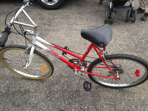 Bikes, Strollers, Lawn Mowers and etc.