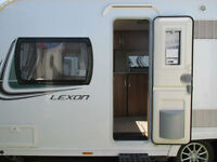 2013 Lunar Lexon 640 WITH MOTOR MOVER - ONE OWNER - FULL HISTORY NOW SOLD