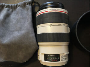 Canon - Zoom EF70-300mm f/4-5, 6L IS USM