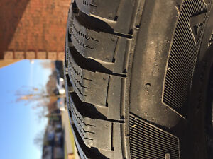3 Winter tires for sale 215 /70r / 15  Altimax Arctic. Cambridge Kitchener Area image 2