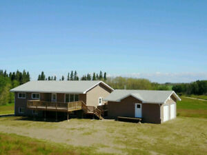Move-In Ready Shellbrook Acreage!