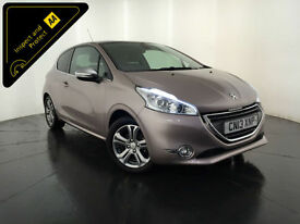 2013 PEUGEOT 208 ALLURE 3 DOOR HATCHBACK 1 OWNER SERVICE HISTORY FINANCE PX