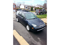 2003 Ford Focus SE WAGON 97000kms!