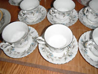 Royal Albert Bone China - England - Brigadoon