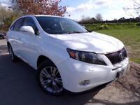 2012 Lexus RX 450h 3.5 Advance 5dr CVT Auto [Sunroof] Full Lexus SH! Keyless!...