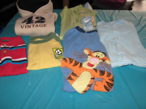 Boy's 12-18 months clothing lot