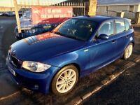 2006 BMW 116i M SPORT, 1 YEAR MOT, SERVICE HISTORY, NOT GOLF A3 ASTRA FOCUS MEGANE BRAVO