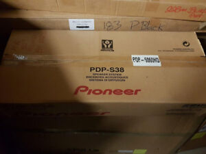 Pioneer PDP-S38 Speakers - GREAT DEAL