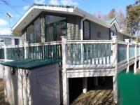 2006 Willerby New Hampshire Lodge for sale at Percy Wood Country Park