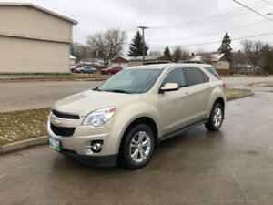 2012 Chevy Equinox Safetied