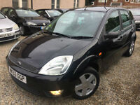 ✿2003/53 Ford Fiesta 1.4 Zetec 5dr ✿CHEAP P/X TO CLEAR✿